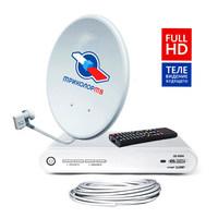 Установка спутникового телевидения Триколор ТВ